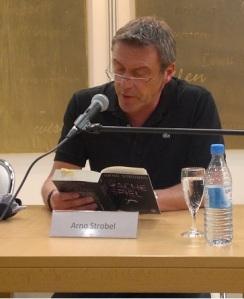 Arno Strobel auf der Leipziger Buchmesse 2013
